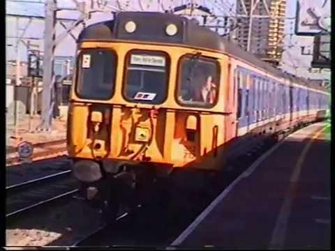 Rails Around London in 1996