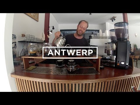 The Antwerp Coffee Guide | European Coffee Trip