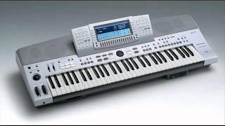 Technics Kn6000 - Kn6500 Demo
