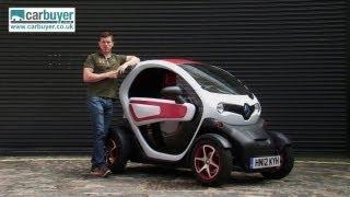 Renault Twizy 2012 Videos