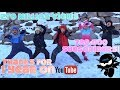 Power Rangers Snow Day - 1 year on Youtube