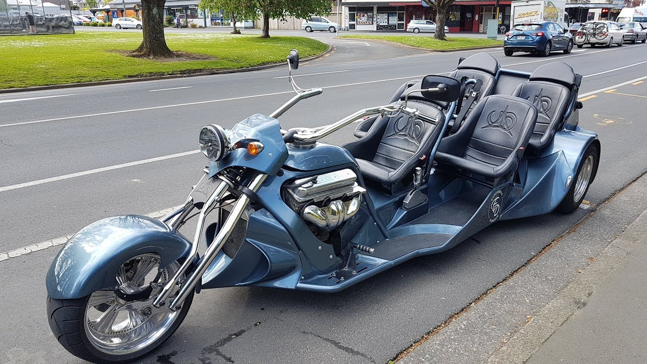 best v8 trike 350 chev motorbike in the world and one of a. Black Bedroom Furniture Sets. Home Design Ideas