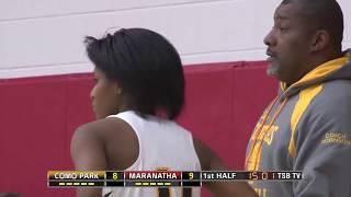 High School Girls Basketball: Como Park vs. Maranatha Christian Academy
