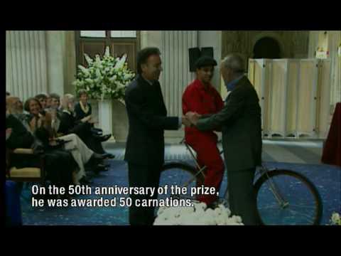 Prijsuitreikingen in het Koninklijk Paleis Amsterdam - Awardceremonies at the Royal Palace Amsterdam