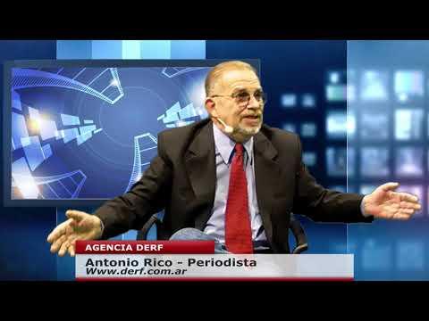 Antonio Rico - Hay que adelantar las elecciones