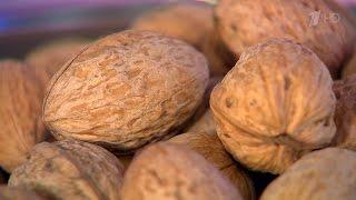 Жить здорово! Грецкий орех: овкусе ипользе.  (02.11.2016)