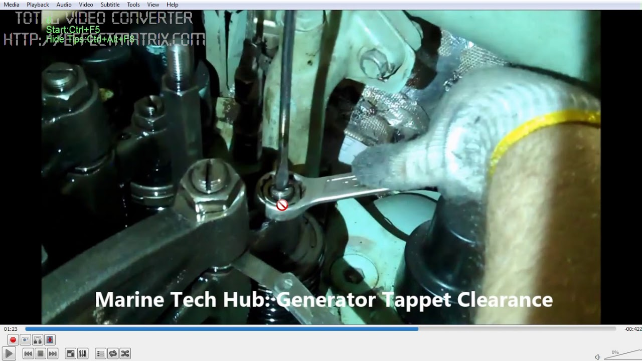 How To Take Tappet Clearance Of Generator