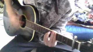 阿部真央「デッドライン」ギターコード付 この曲の演奏は、左手結構大変...