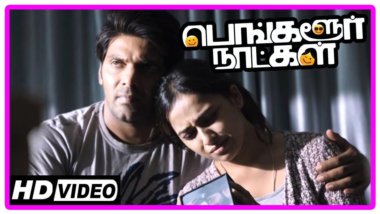 Download Bangalore Naatkal Movie Scenes   Sri Divya leaves Rana Daggubati   Learns about Samantha   Arya