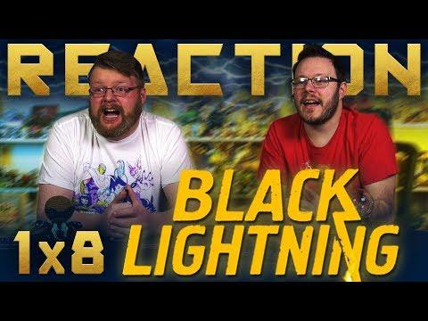 """Black Lightning 1x8 REACTION!! """"The Book of Revelations"""""""