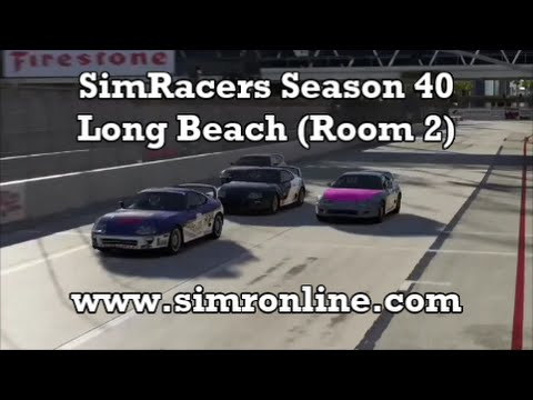 Forza Motorsport 5 - SimRacers - Season 40 - Race7 (Room 2) Long Beach