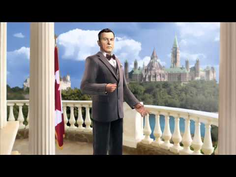 Republic of Canada - Lester B Pearson | War