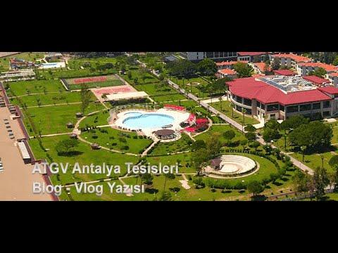 ATGV Antalya Adalet Teşkilatını Güçlendirme Vakfı Eğitim ve Sosyal Tesisi