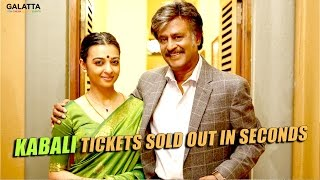 Kabali Breaks The Record Of Enthiran