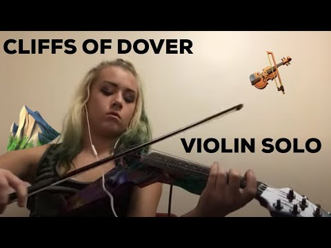 Cliffs of Dover Eric Johnson Violin