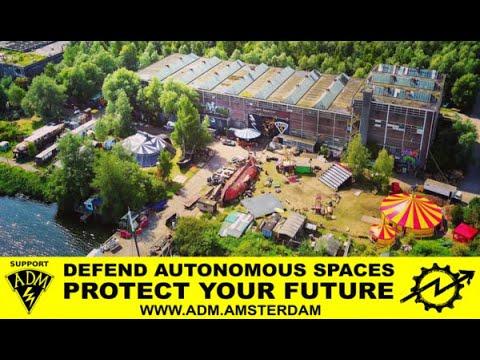 ADM Amsterdam moet toch gewoon blijven?! Femke Halsema help ons!!