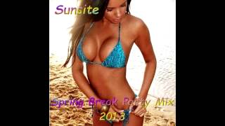 DJ Sunsite - Spring Break Party Mix 2013