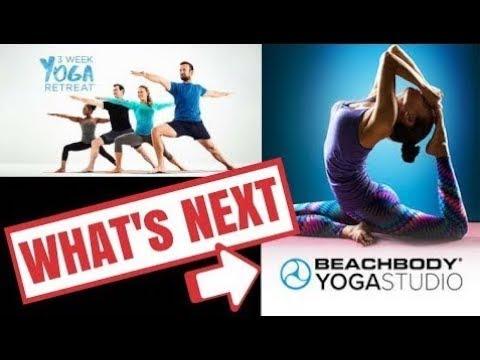Beachbody Yoga Studio REVIEW - A Worthy Sequel to 3 Week Yoga Retreat?