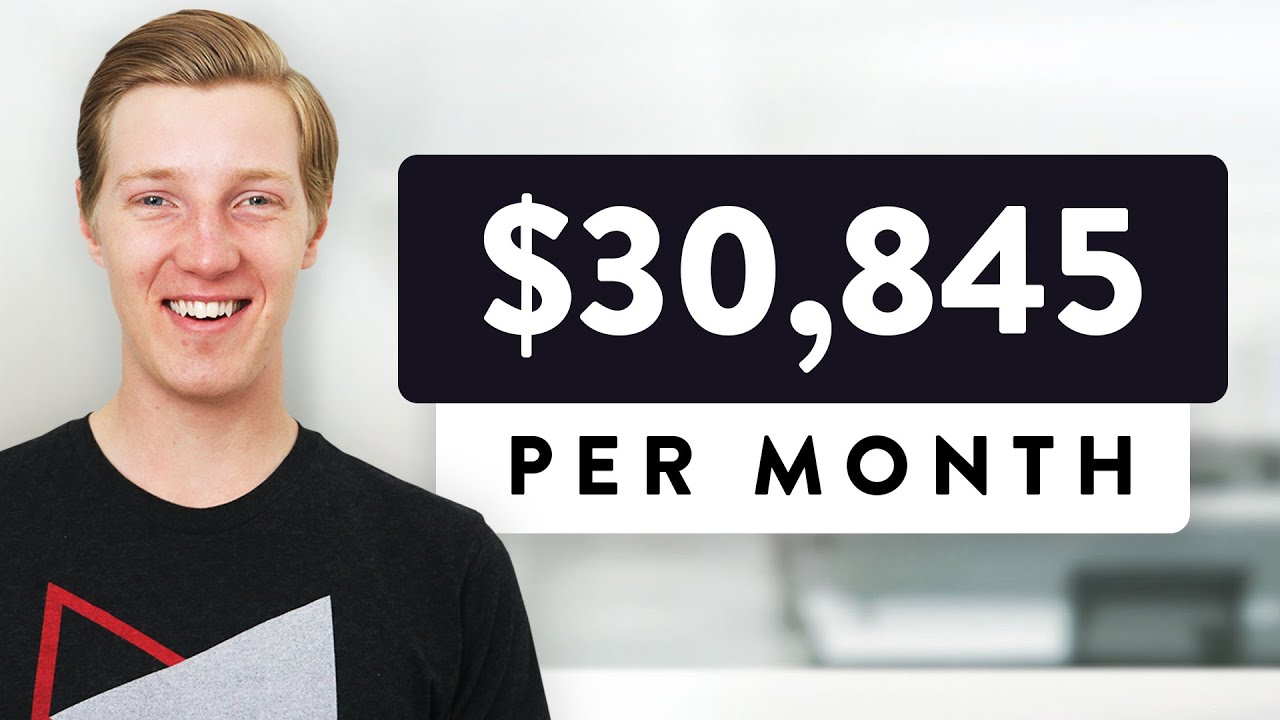 My 3 Income Sources that Generate $30,845 per month