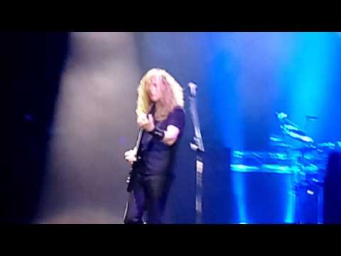 Megadeth Live in Malaysia - Trust