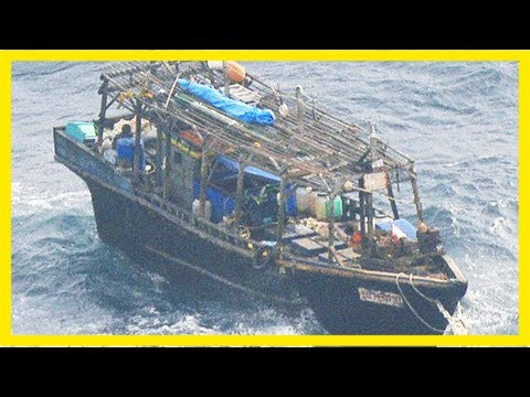 Japan arrests north korean crew amid mystery boat arrivals