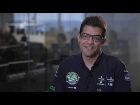 Solar Impulse Head of Energy and Propulsion Team : Thomas Seiler