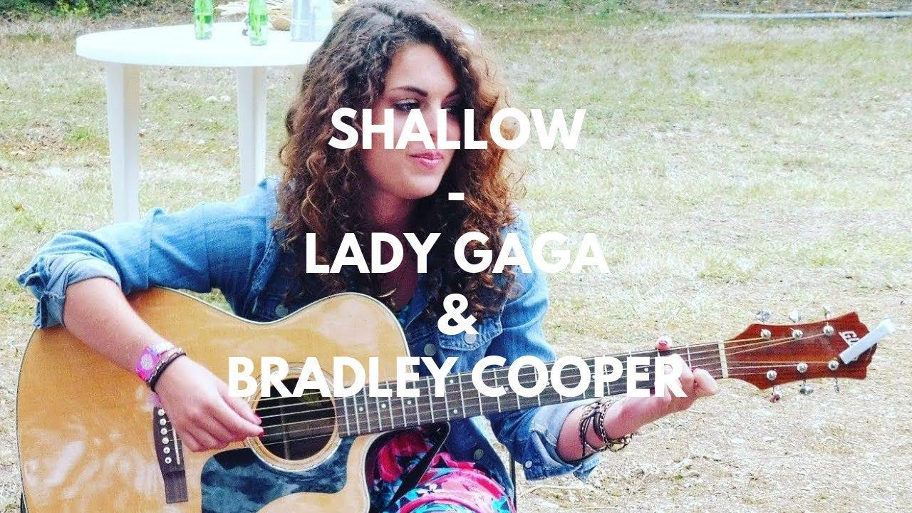 Shallow Lady Gaga Amp Bradley Cooper Cover Chords