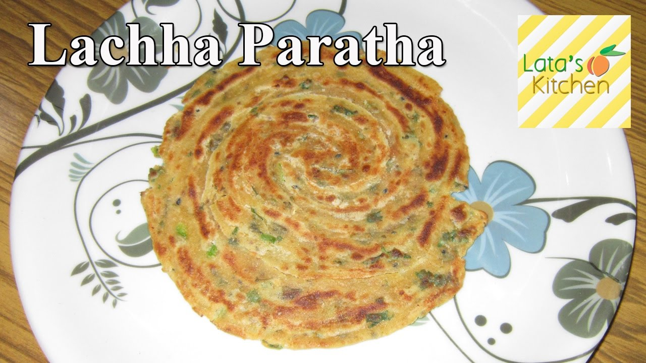 Lachha paratha recipe how to make lachha paratha indian lachha paratha recipe how to make lachha paratha indian flatbread recipe latas kitchen youtube forumfinder Image collections
