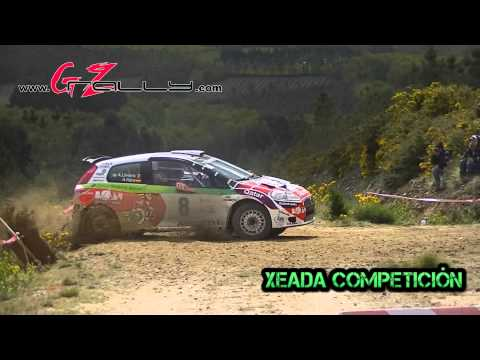 [HD] Rally de tierra Curtis 2014 [XC]