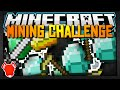 Minecraft: I MADE A MAP FOR YOU! (The Mining Challenge!)
