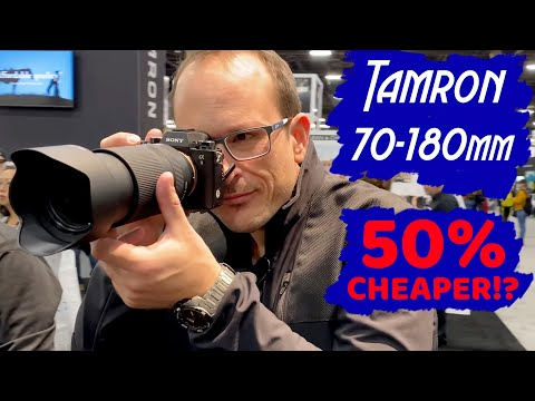 WATCH OUT Sony! The Tamron 70-180mm F2.8 Is Coming!
