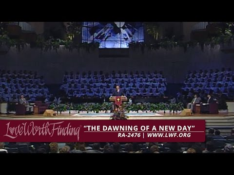 Adrian Rogers: The Dawning Of A New Day