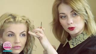 Окрашивание бровей. Как правильно красить брови. Пошаговая инструкция об окрашивании бровей. Elan