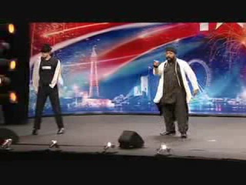 Signature - Britains Got Talent
