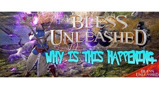 Bless Unleashed - An Upcoming FREE TO PLAY MMORPG Remake Of Bless Online Launching In 2019!