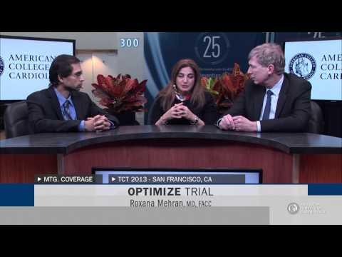 TCT 2013 | Expert Analysis: OPTIMIZE and ARCTIC-INTERRUPTION