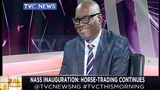 NASS Inauguration: Horse-trading continues