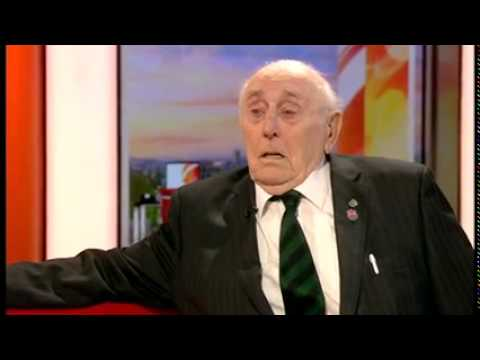 British POW Recounts the Horror of the Dresden Bombing