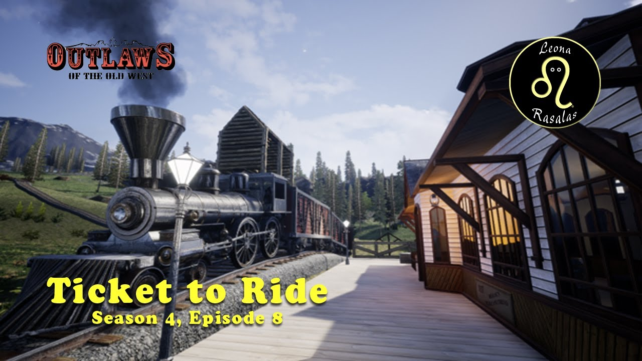 Download Outlaws of the Old West | Ticket to Ride! | Season 4, Episode 8