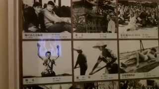 京都太秦映画村 映画文化館 写真で見る日本映画史