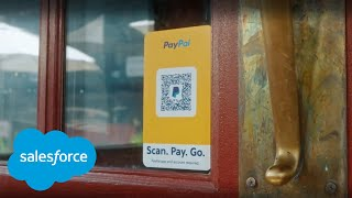 PayPal is a Trailblazer | Democratizing Financial Services | Salesforce
