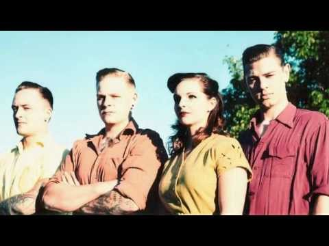 Carolina & her Rhythm Rockets - Darling Dear
