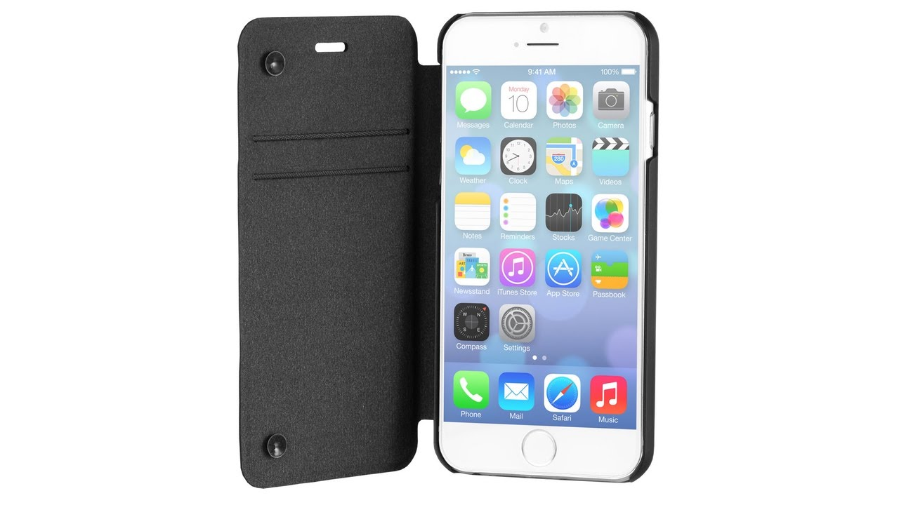 hot sales 38b3b df6f1 STM flip Case for the iPhone 6 Plus