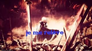 nightcore Je me relève La légende du roi Arthur