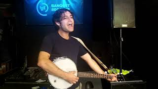 Yoke Lore in-store at Banquet Records