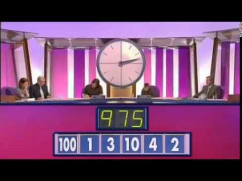 Countdown - Speed Maths