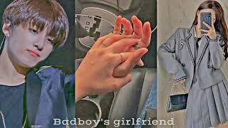 Badboys girlfriendJ•JK Oneshot
