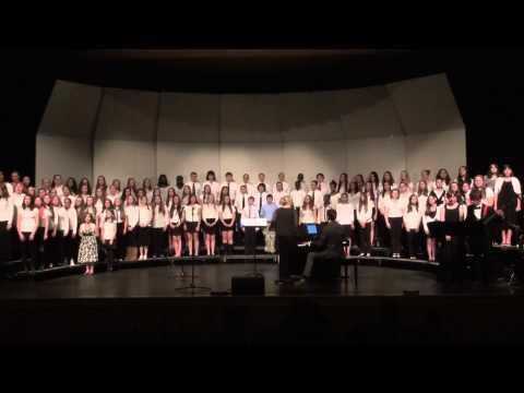 WMS 7th and 8th Grade Chorus - Viva La Vida - 5/14/2014