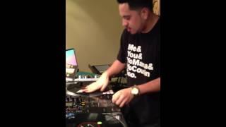 Cuttin Session feat. DJ Jazzy Jeff, DJ SpinOne, DJ Yonny & DJ A.Vee (2012)