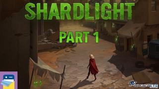Shardlight: iOS iPad Gameplay & Walkthrough Part 1 (by Wadjet Eye Games)